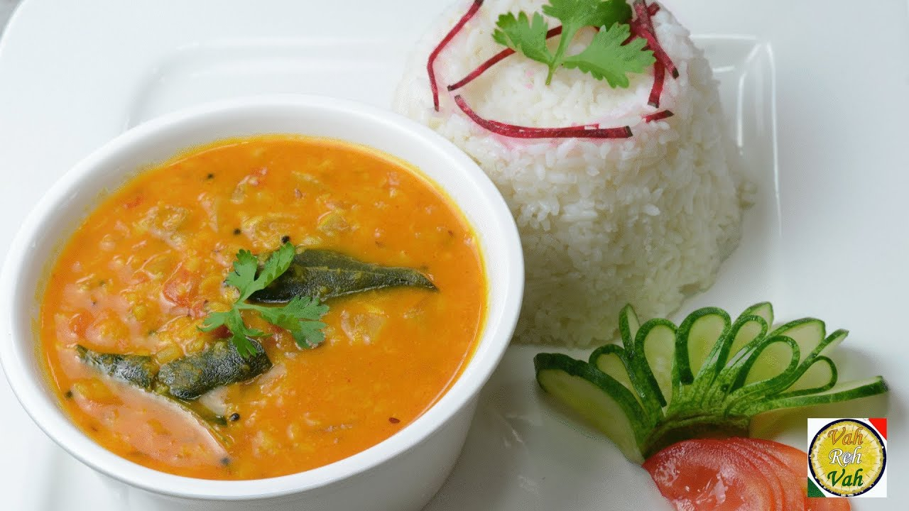 Bottle Gourd and Split Green Moong Dal Curry  - By Vahchef @ vahrehvah.com