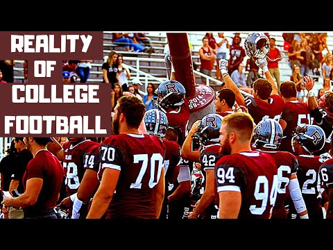 Reality of College Football Life: d The Dream Full Documentary NCAA football truth