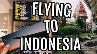 Gambar cover 21 Hours of Flying...  | B A L I