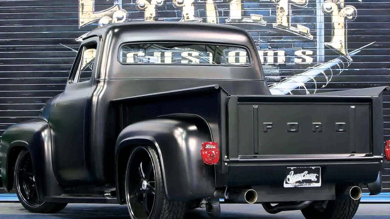 maxresdefault 1955 ford f100 youtube 1955 ford f100 wiring diagram at crackthecode.co