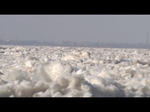 Yellow River Ice Runs Emerge Later, But Grow Faster Than Usual in Baotou Section, Inner Mongolia