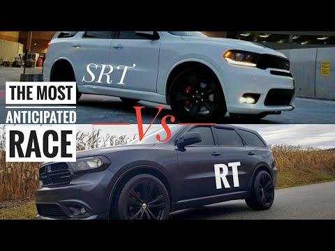 SRT Durango Destroys Durango RT in Multiple Races : Mod2Fame