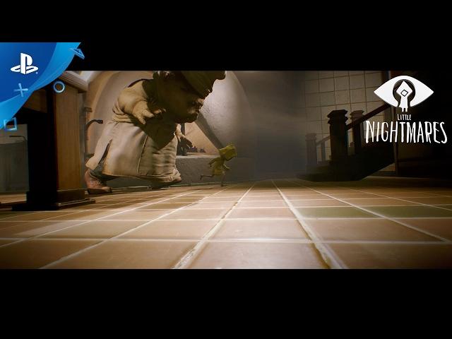 Little Nightmares - Deep Below the Waves Trailer   PS4