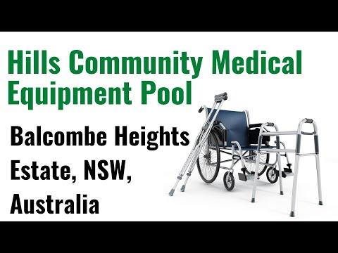 Hills Community Medical Equipment Pool