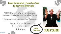 Bank Statement Loans For Self Employed Borrowers | 2019