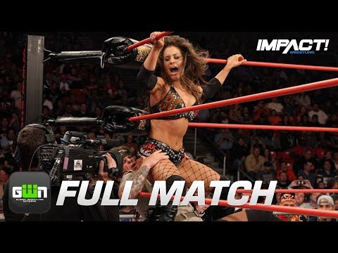 Gail Kim Vs ODB Vs Brooke Tessmacher (Knockouts Championship): FULL MATCH   IMPACT Full Matches