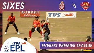 SIXES | Kathmandu Kings XI vs Lalitpur Patriots | Match 09 | EPL 2018