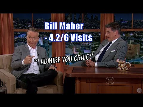 Bill Maher - Is Being Politically Incorrect - 4.2/6 Visits In Chronological Order [240-720p]