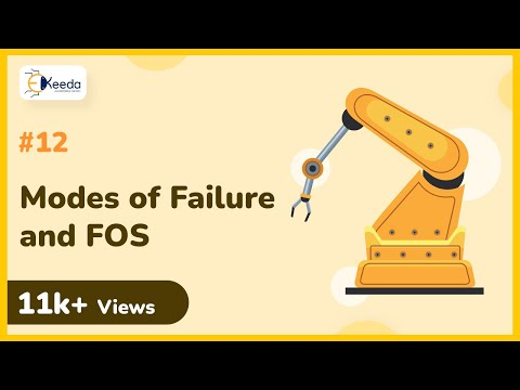 Modes Of Failure And Fos - Introduction To Mechanical Engineering Design - Machine Design 1