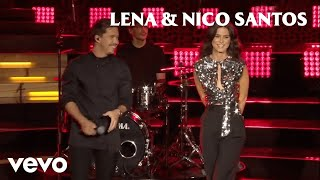 "Nico Santos - ""Unforgettable"" & ""Better"" with Lena (Live at Deutscher Radiopreis 2019)"