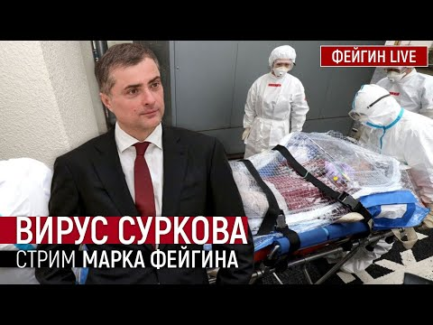 Вирус Суркова. Стрим Марка Фейгина