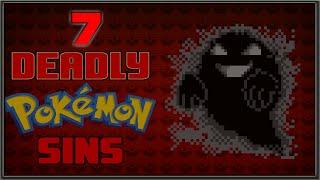 7 Deadly Sins of Pokémon