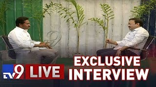AP CM YS Jagan Interview with Rajinikanth TV9 LIVE || Before Elections - TV9 Exclusive