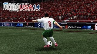 PES 6 - jmc Retro WC USA 14 - Indonesia vs. Poland