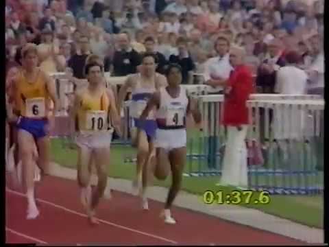 Elliott, Cram & Coe - 800m & 1500m 1983, 1984