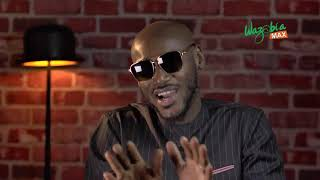 BlackFace Just won dirty my name _ 2Baba reacts to BlackFaces claim of writing African queen