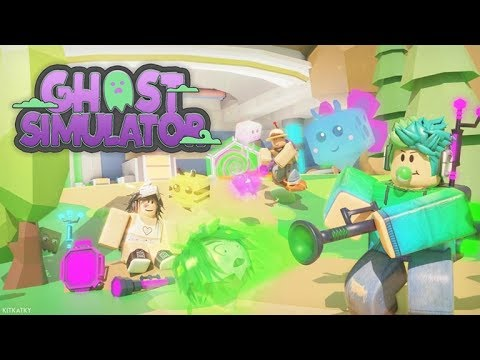 Roblox Ghost Sim Ghostbusters Youtube