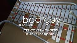 bad guy - Billie Eilish - Lyre Cover