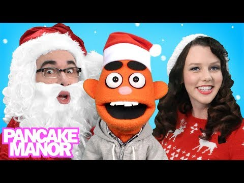 Jingle Bells and our best Christmas Songs for Kids | Pancake Manor