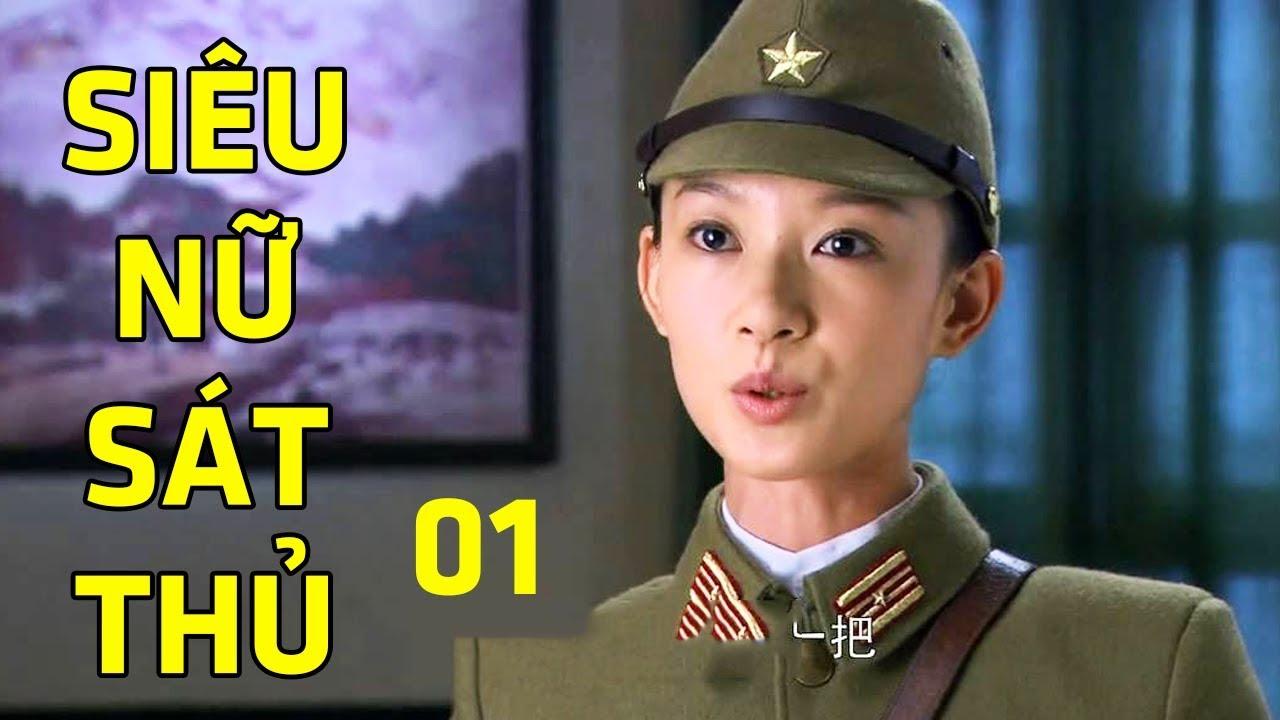 Siêu Nữ Sát Thủ – Tập 1 | Phim Bộ Hành Động Trung Quốc Hay Mới Nhất