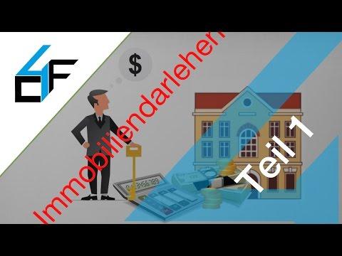 Immobiliendarlehen: Wie Finanziere Ich Schlau? – Teil 1