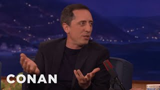 Gad Elmaleh Thought America Was Already Great  - CONAN on TBS