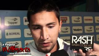 Entrevista a Daniel Vega - Atlético Tucumán vs. River