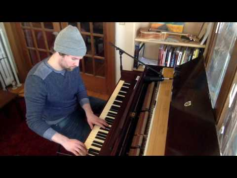 00000 Million Bon Iver Cover - Connor Brennan
