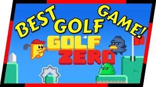 Golf Zero - PLATFORMER MEETS GOLF SPORTS GAME | MGQ Ep. 151
