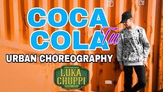 LUKA CHUPPI : COCA COLA TU, SONG DANCE CHOREOGRAPHY