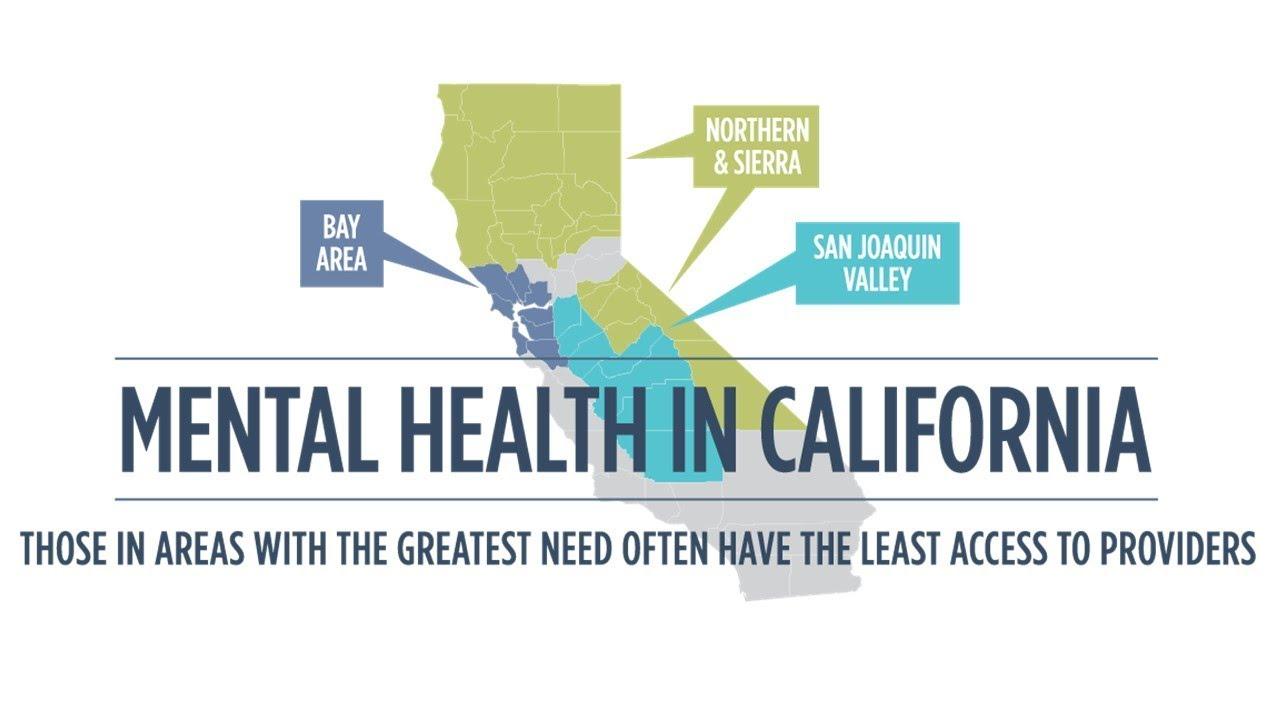 2018 Edition — Mental Health in California - California