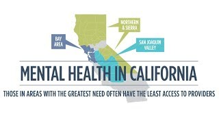 Mental Health in California: Too Often, Need Does Not Match Access