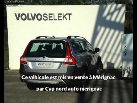 volvo xc70 occasion visible m rignac pr sent e par cap. Black Bedroom Furniture Sets. Home Design Ideas