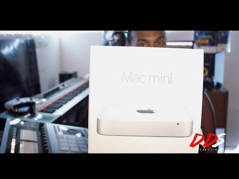Why I Chose The Mac Mini From My Music Production!!!!