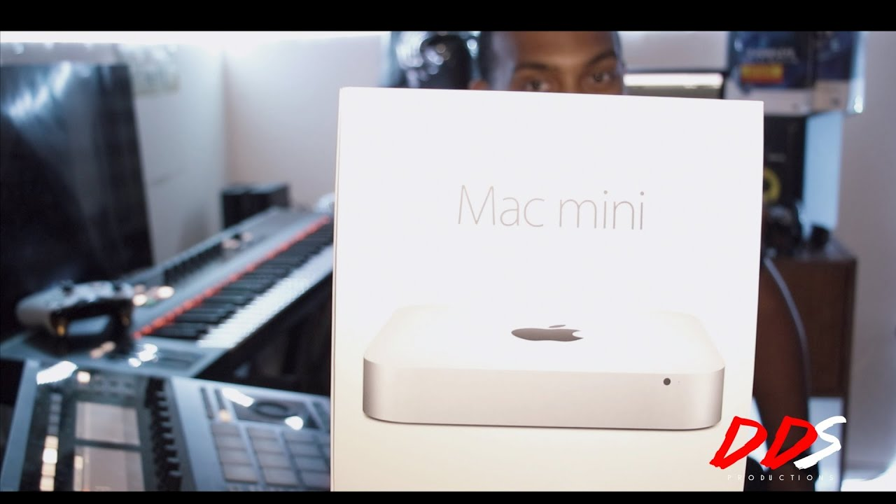 mac mini for music production 2014