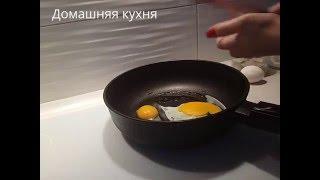 Завтрак из яиц с сыром