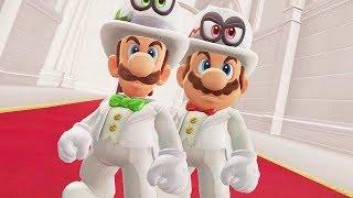 Super Luigi Odyssey 2 Player - #13 - Finale Boss & Ending