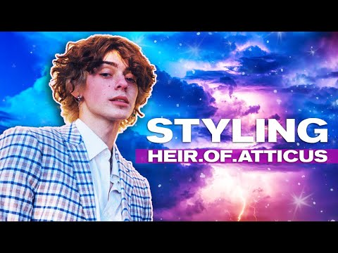 WTF is an eBOY?!  Vintage Thrift Challenge feat. @Heir.of.Atticus (TikTok Star)  | NAYVA EP. #63 - Видео онлайн