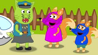 Fox Family and Friends new funny cartoon for kids full episode #671