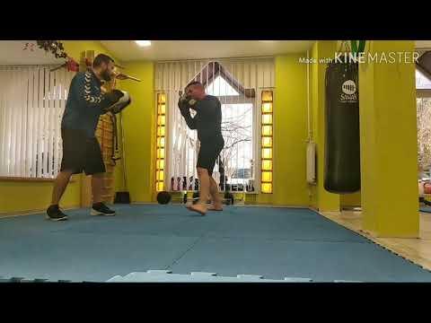 #14 Kick-box személyi edzés//Kickboxing personal training