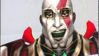 [PS2] God of War 2 Bonus DIsc 10 Creating Kratos