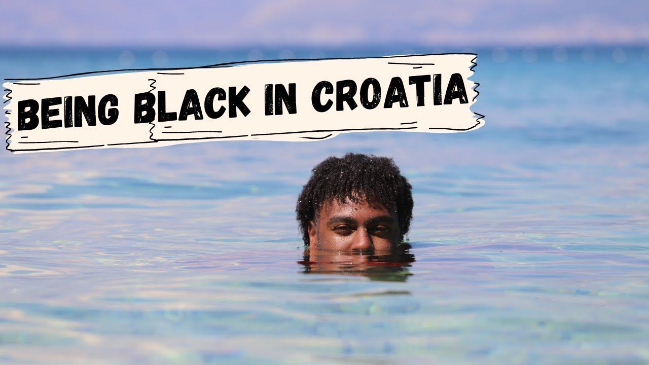 Croatia black men in Date Black