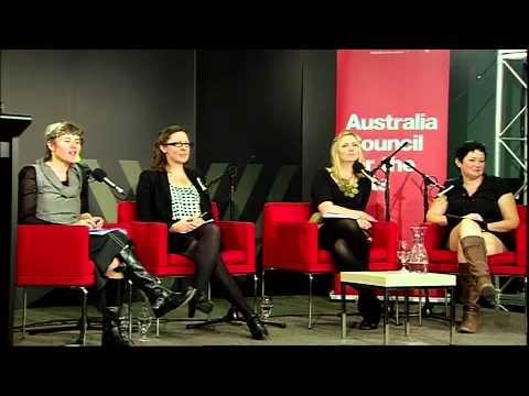 arts audiences online   Industry Forum clip11