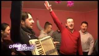 Denis Stefan canta la acordeon la NUNTI DE POVESTE