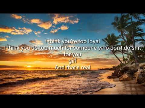 DJ Khaled - You Stay (Lyrics)