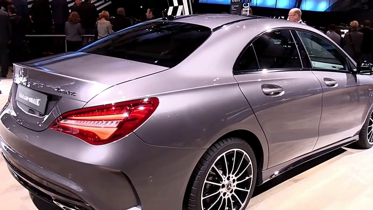 2018 Mercedes CLA 220 Coupe FullSys Features   New Design ...