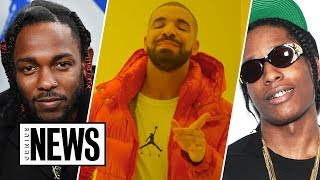 From Kendrick Lamar to A$AP Rocky: The Power of the Drake Co-Sign | Genius News