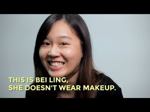 Choosing Not To Wear Makeup