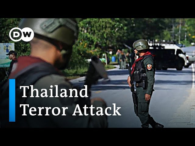 15 killed in suspected rebel attack in southern Thailand | DW News