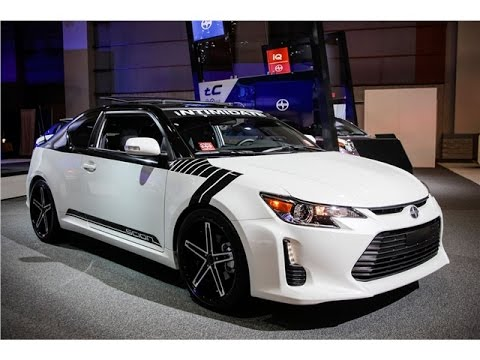 Scion Tc 2017 Car Review